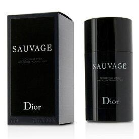 【月間優良ショップ受賞】 Christian Dior Sauvage Deodorant Stick クリスチャン ディオール ソバージュ デオドラント スティック 75g/2.6oz 送料無料 【楽天海外直送】