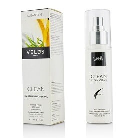 Veld'sClean Makeup Remover OilヴェルズClean Makeup Remover Oil 100ml/3.4oz【楽天海外直送】