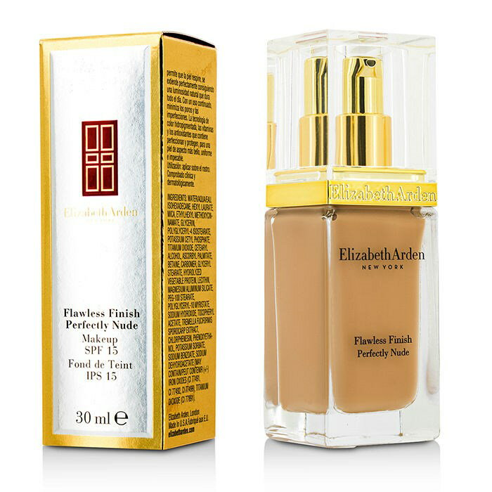 Elizabeth ArdenFlawless Finish Perfectly Nude Makeup SPF 15 - # 11 Soft Beigeエリザベスアーデンフローレスフィニッシュ パーフェクトリーヌード【楽天海外直送】