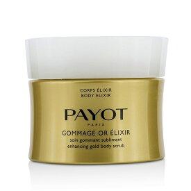 PayotBody Elixir Gommage Or Elixir Enhancing Gold Body ScrubパイヨBody Elixir Gommage Or Elixir Enhancing Gold B【楽天海外直送】