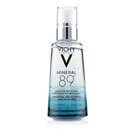 Vichy Mineral 89 Fortifying & Plumping Daily Booster (89% Mineralizing Water + Hyaluronic Acid) ヴィシー ミネラル 89 【楽天海外直送】