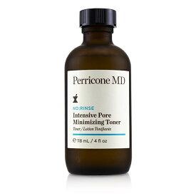 【月間優良ショップ受賞】 Perricone MD No: Rinse Intensive Pore Minimizing Toner ドクターペリコン ノー: リンス インテンシブ ポア ミニマイズ トナー 118ml/4oz 送料無料 【楽天海外直送】