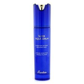 【月間優良ショップ受賞】 Guerlain Super Aqua Serum Intense Hydration Wrinkle Plumper ゲラン スーパーアクア セラム 50ml/1.6oz 送料無料 【楽天海外直送】
