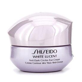 【月間優良ショップ受賞】Shiseido White Lucent Anti-Dark Circles Eye Cream 資生堂 ホワイトルーセント アンチダーク サークル アイクリーム 15ml/0.53oz 【楽天海外直送】