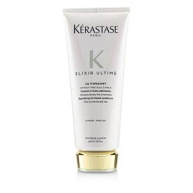 【月間優良ショップ受賞】 Kerastase Elixir Ultime Le Fondant Beautifying Oil Infused Conditioner (Fine to Normal Dull Hair) ケラスターゼ エリク 送料無料 【楽天海外直送】