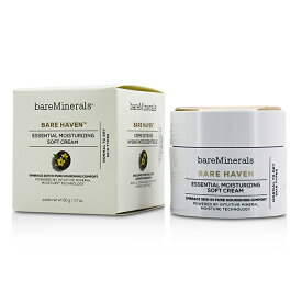 BareMineralsBare Haven Essential Moisturizing Soft Cream - Normal To Dry Skin TypesベアミネラルBare Haven Essential【楽天海外直送】