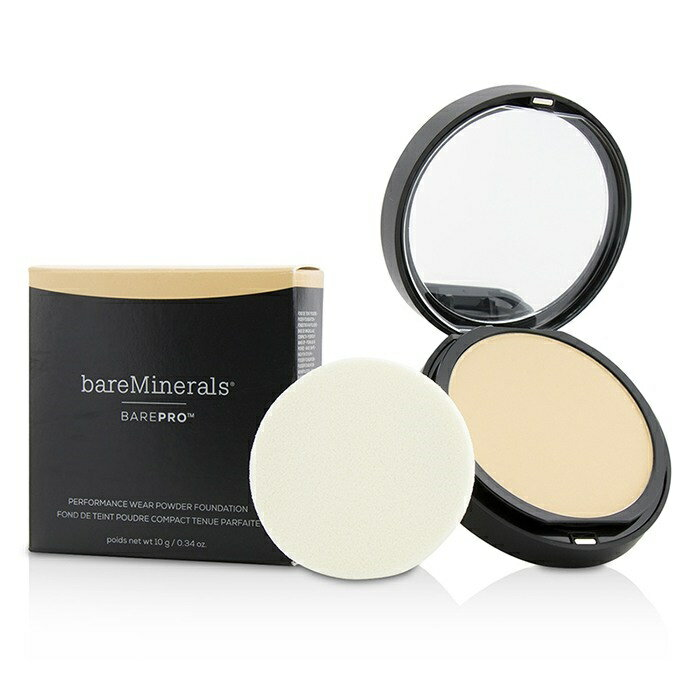 BareMineralsBarePro Performance Wear Powder Foundation - # 03 ChampagneベアミネラルBarePro Performance Wear Powder 【楽天海外直送】