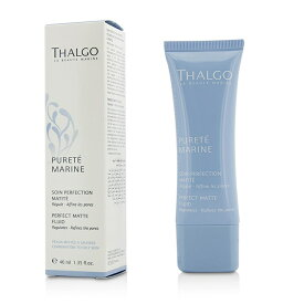 ThalgoPurete Marine Perfect Matte Fluid - For Combination to Oily SkinタルゴPurete Marine Perfect Matte Fluid - 【楽天海外直送】