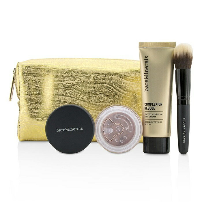 BareMineralsTake Me With You Complexion Rescue Try Me Set - # 01 OpalベアミネラルTake Me With You Complexion Rescue【楽天海外直送】
