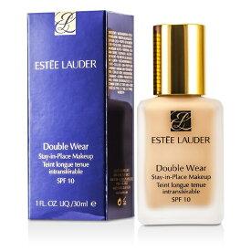 【月間優良ショップ受賞】 Estee Lauder Double Wear Stay In Place Makeup SPF 10 - No. 12 Desert Beige (2N1) エスティ ローダー ダブル ウェア ステイ イン プレ 送料無料 【楽天海外直送】