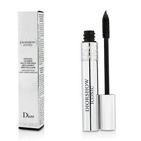 【月間優良ショップ受賞】 Christian Dior DiorShow Iconic High Definition Lash Curler Mascara - #090 Black クリスチャン ディオール マスカラ ディオールショウ ア 送料無料 【楽天海外直送】