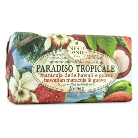 Nesti DanteParadiso Tropicale Triple Milled Natural Soap - Hawaiian Maracuja & GuavaネスティダンテParadiso Tropicale【楽天海外直送】