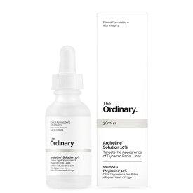 【月間優良ショップ受賞】 The Ordinary Argireline Solution 10% The Ordinary Argireline Solution 10% 30ml 送料無料 【楽天海外直送】
