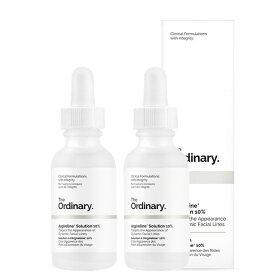 【月間優良ショップ受賞】 The Ordinary Argireline Solution 10% [Double Pack] The Ordinary Argireline Solution 10% [Double Pack] 2 x 30 送料無料 【楽天海外直送】