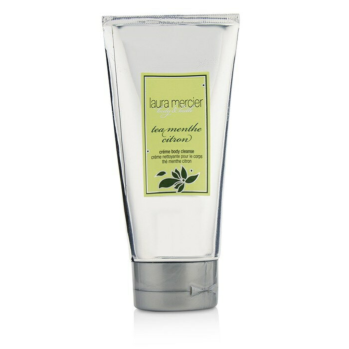 Laura MercierTea Menthe Citron Creme Body CleanserローラメルシエTea Menthe Citron Creme Body Cleanser 170ml/6oz【楽天海外直送】