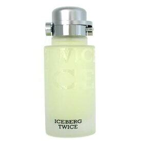 Iceberg Twice Eau De Toilette Spray アイスバーグ トワイス オードトアレスプレー 75ml/2.5oz 【楽天海外直送】