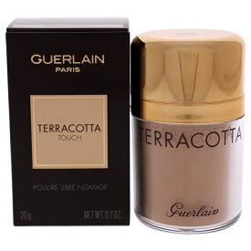 【月間優良ショップ受賞】 Guerlain Terracotta Touch Loose Powder On-The-Go - 03 Deep ゲラン テラコッタタッチルースパウダーオンザゴー-03ディープ 0.7 oz 送料無料 【楽天海外直送】