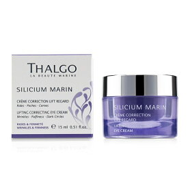 Thalgo Silicium Marin Lifting Correcting Eye Cream タルゴ Silicium Marin Lifting Correcting Eye Cream 15ml/0.5o 【楽天海外直送】