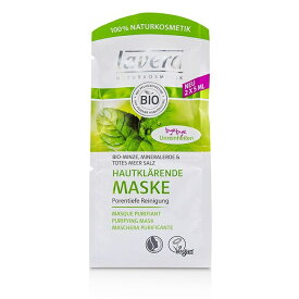LaveraOrganic Mint Purifying MaskラヴェーラOrganic Mint Purifying Mask 2x5ml【楽天海外直送】
