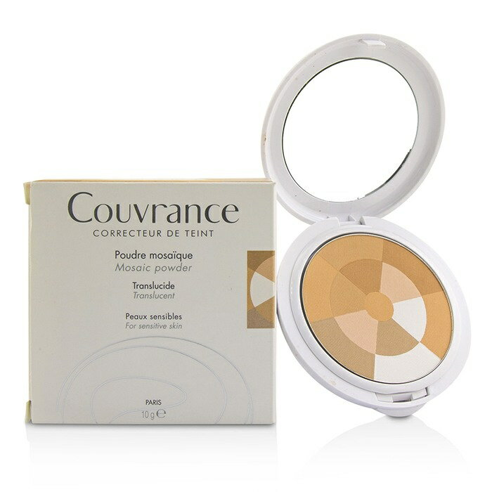 AveneCouvrance Translucent Mosaic Powder (For Sensitive Skin)アベンヌCouvrance Translucent Mosaic Powder (For Sen【楽天海外直送】