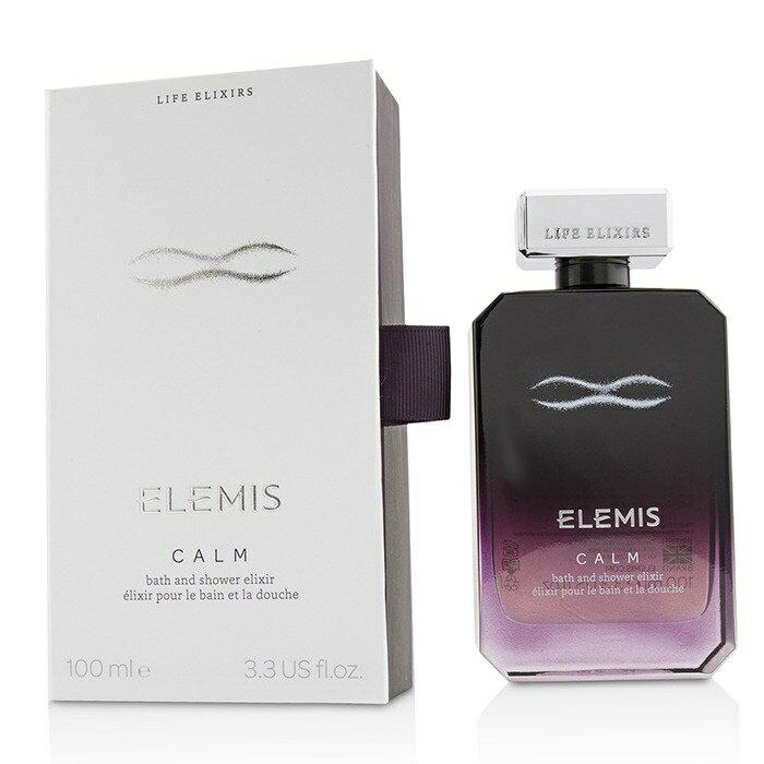 ElemisLife Elixirs Calm Bath & Shower OilエレミスLife Elixirs Calm Bath & Shower Oil 100ml/3.3oz【楽天海外直送】