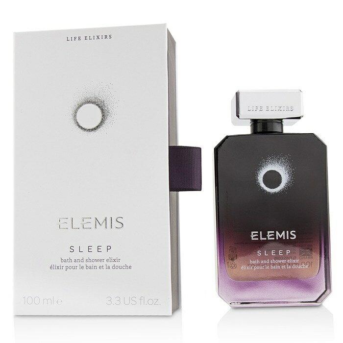 ElemisLife Elixirs Sleep Bath & Shower OilエレミスLife Elixirs Sleep Bath & Shower Oil 100ml/3.3oz【楽天海外直送】
