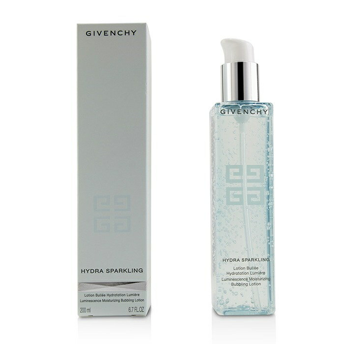 GivenchyHydra Sparkling Luminescence Moisurizing Bubbling LotionジバンシィHydra Sparkling Luminescence Moisurizing【楽天海外直送】