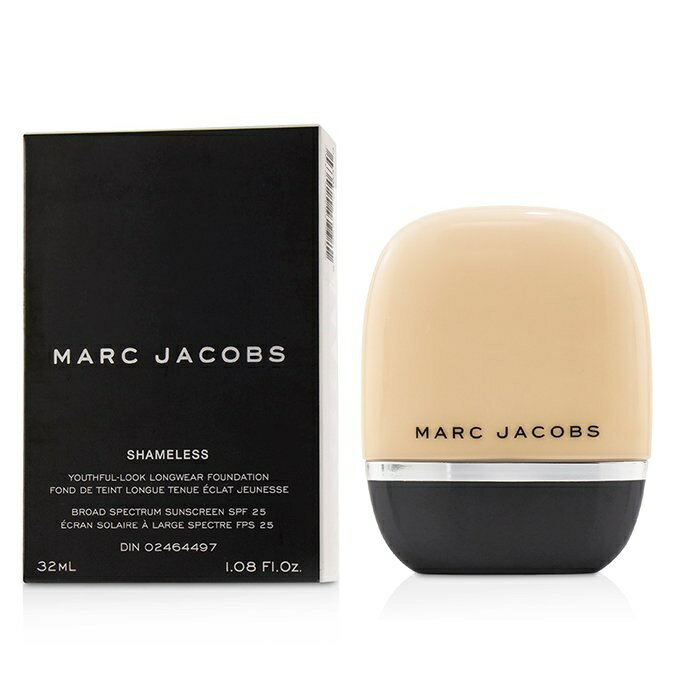 Marc JacobsShameless Youthful Look Longwear Foundation SPF25 - # Fair Y110マーク ジェイコブスShameless Youthful Look L【楽天海外直送】