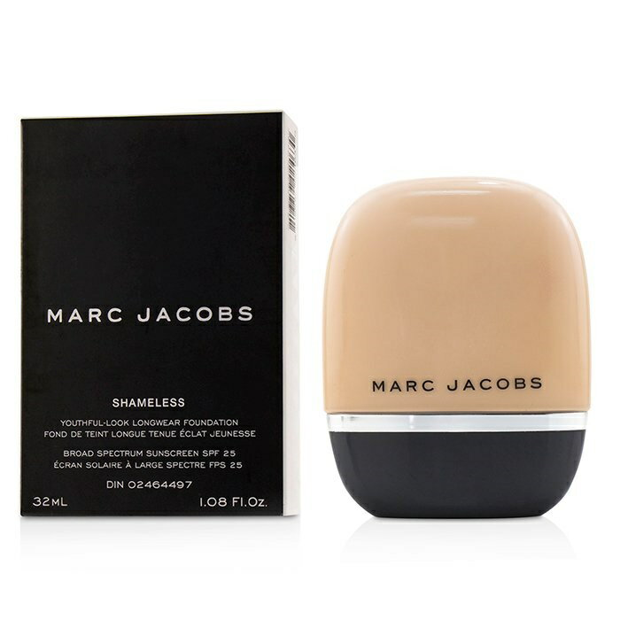 Marc JacobsShameless Youthful Look Longwear Foundation SPF25 - # Light R250マーク ジェイコブスShameless Youthful Look 【楽天海外直送】