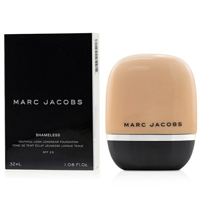 Marc JacobsShameless Youthful Look Longwear Foundation SPF25 - # Medium R300マーク ジェイコブスShameless Youthful Look【楽天海外直送】