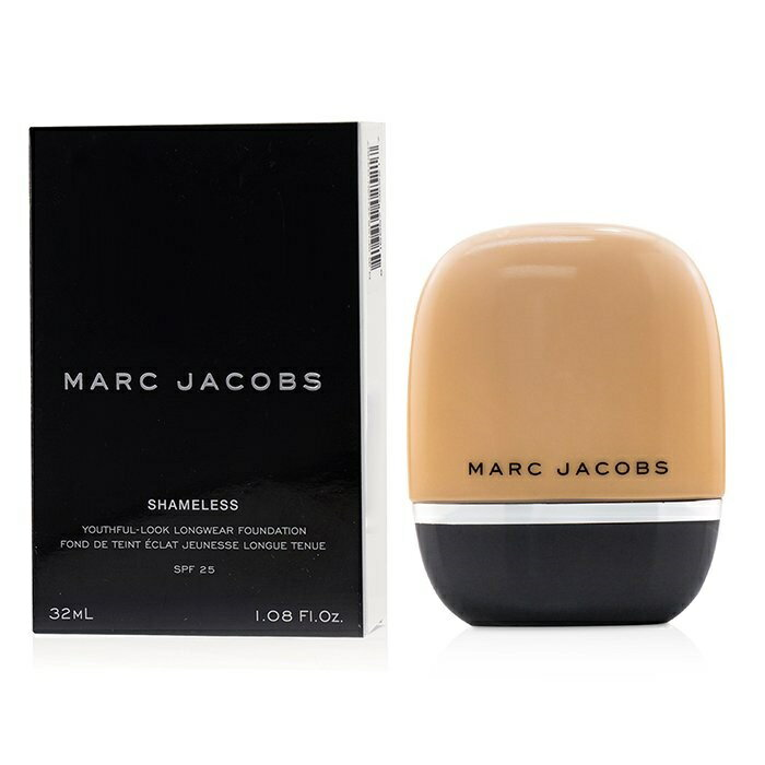 Marc JacobsShameless Youthful Look Longwear Foundation SPF25 - # Medium Y390 (Box Slightly Damaged)マーク ジェイコブス【楽天海外直送】
