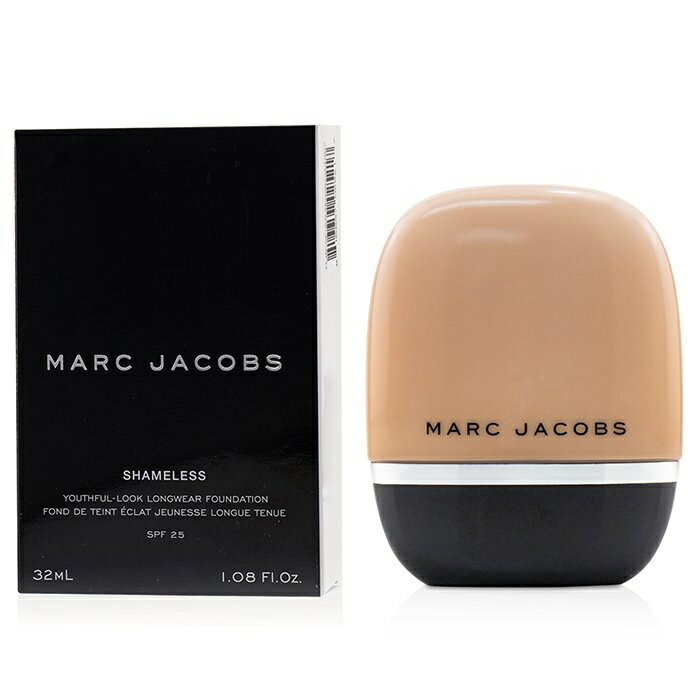 Marc JacobsShameless Youthful Look Longwear Foundation SPF25 - # Medium R380マーク ジェイコブスShameless Youthful Look【楽天海外直送】