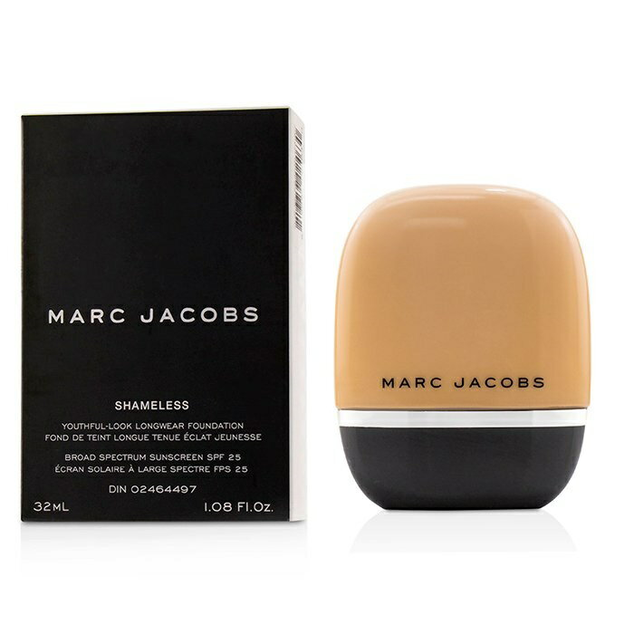 Marc JacobsShameless Youthful Look 24 H Foundation SPF25 - # Medium Y390マーク ジェイコブスShameless Youthful Look 24 【楽天海外直送】