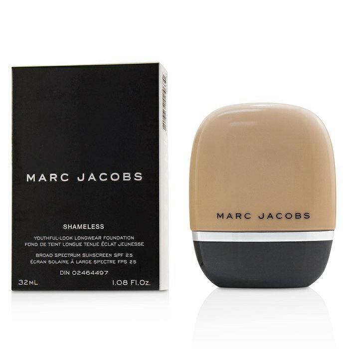 Marc JacobsShameless Youthful Look 24 H Foundation SPF25 - # Medium R350マーク ジェイコブスShameless Youthful Look 24 【楽天海外直送】