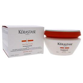 【月間優良ショップ受賞】 Kerastase Nutritive Masquintense-thick Hair Mask ケラスターゼ 栄養マスキンテンス厚のヘアマスク 6.8 oz 送料無料 【楽天海外直送】