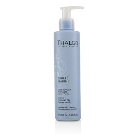 ThalgoPurete Marine Gentle Purifying GelタルゴGentle Purifying Gel VT17001 200ml/6.76oz【楽天海外直送】