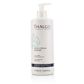 ThalgoCold Cream Marine 24H Hydrating Body Milk - For Dry Sensitive Skin (Salon Size)タルゴCold Cream Marine 24【楽天海外直送】