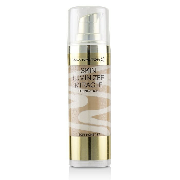 Max FactorSkin Luminizer Miracle Foundation - # 77 Soft HoneyマックスファクターSkin Luminizer Miracle Foundation - # 7【楽天海外直送】