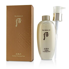 Whoo (The History Of Whoo)Cheongidan Radiant Cleansing Foam后 (The History Of 后)Cheongidan Radiant Cleansing F【楽天海外直送】