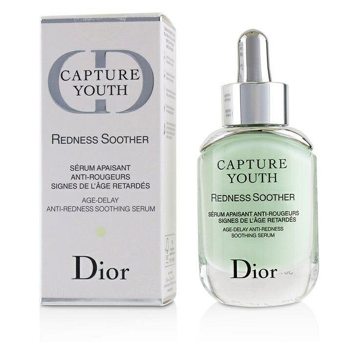 Christian DiorCapture Youth Redness Soother Age-Delay Anti-Redness Soothing SerumクリスチャンディオールCapture Youth Red【楽天海外直送】