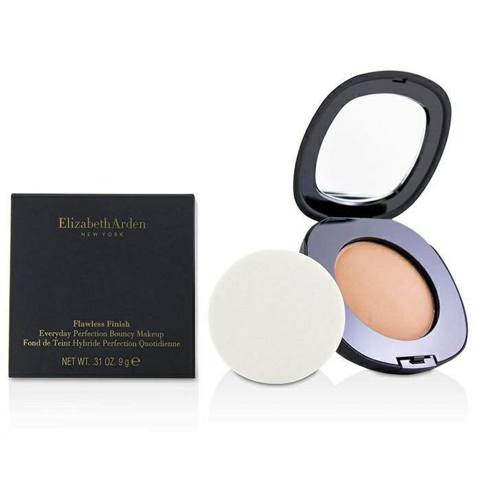 Elizabeth ArdenFlawless Finish Everyday Perfection Bouncy Makeup - # 06 Natural BeigeエリザベスアーデンFlawless Finish【楽天海外直送】