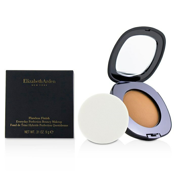 Elizabeth ArdenFlawless Finish Everyday Perfection Bouncy Makeup - # 12 Warm PecanエリザベスアーデンFlawless Finish Ev【楽天海外直送】