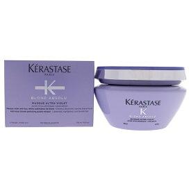 【月間優良ショップ受賞】 Kerastase Blonde Absolu Ultra Violet Masque ケラスターゼ ブロンドアブソルウルトラバイオレットマスク 6.8 oz 送料無料 【楽天海外直送】