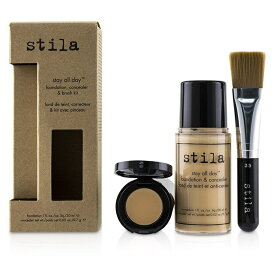 StilaStay All Day Foundation Concealer & Brush Kit - # 2 FairスティラStay All Day Foundation Concealer & Brush 【楽天海外直送】