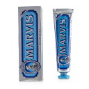 Marvis Aquatic Mint Toothpaste With Xylitol マーヴィス アクアティック ミント トゥースペースト ウイズ キシリト…