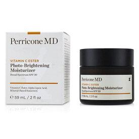 【月間優良ショップ受賞】 Perricone MD Vitamin C Ester Photo-Brightening Moisturizer SPF 30 ドクターペリコン ビタミン C エステル フォト-ブライトニング モイスチャライザー 送料無料 【楽天海外直送】