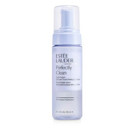 Estee LauderPerfectly Clean Triple-Action Cleanser/ Toner/ Makeup Removerエスティローダーパーフェクトリー クリーン トリプル-アクション クレン【楽天海外直送】
