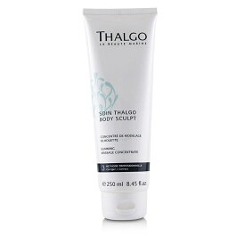 ThalgoSlimming Massage Concentrate (Salon Product)タルゴSlimming Massage Concentrate (Salon Product) 250ml/8.45o【楽天海外直送】