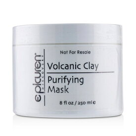 EpicurenVolcanic Clay Purifying Mask - For Normal Oily & Congested Skin TypesエピキュレンVolcanic Clay Purifying M【楽天海外直送】