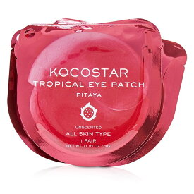KOCOSTARTropical Eye Patch Unscented - Pitaya (Individually packed)ココスターTropical Eye Patch Unscented - Pitaya【楽天海外直送】